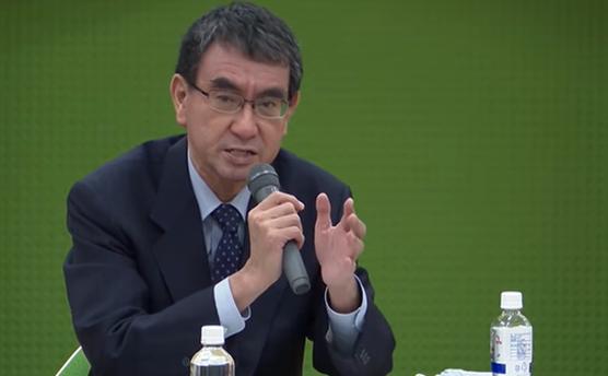 働き方とデジタル化の課題と希望 河野大臣と平井大臣、オープン対話