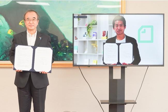 noteと新潟県が協定を締結 産業の活性化に期待[ニュース]
